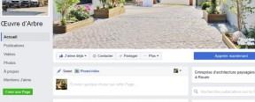 Découvrez notre page Facebook !